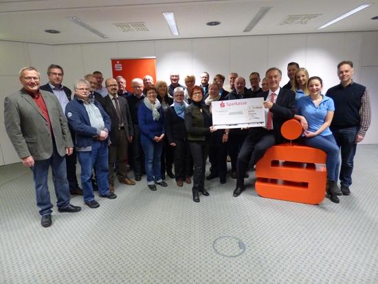 11.000 Euro für musikalisches Engagement