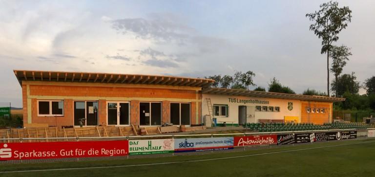 Balve: Neues Sportlerheim