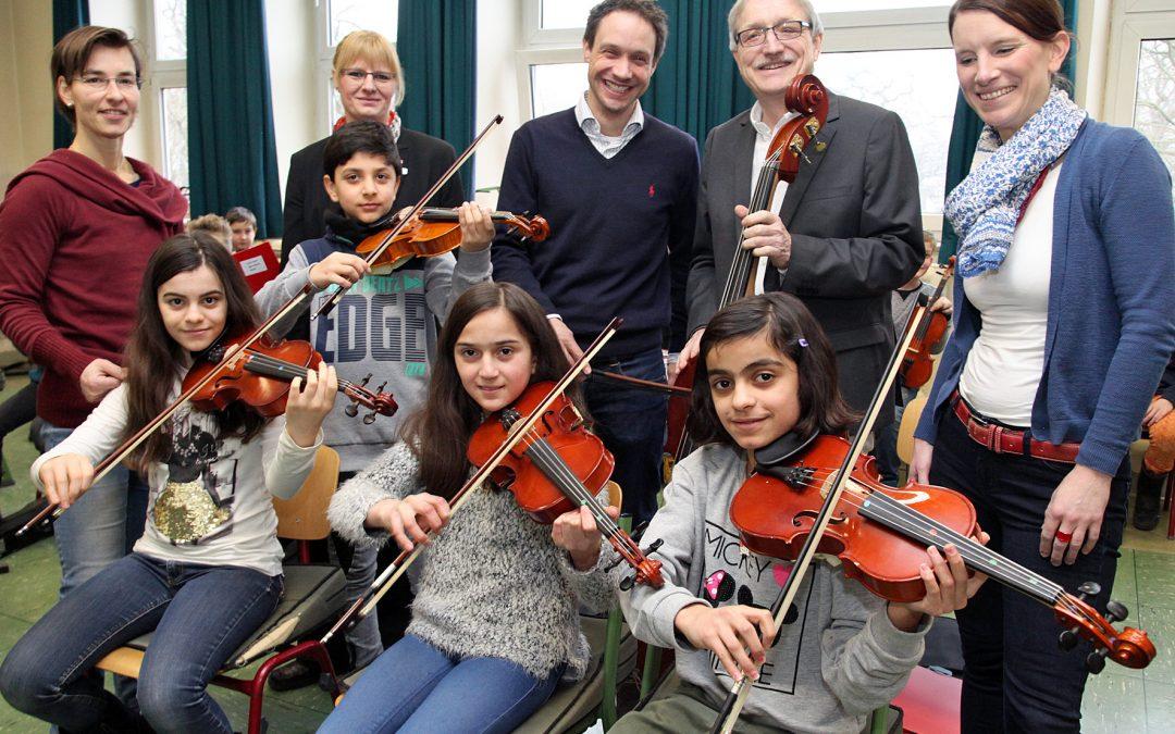 Bochum: Sparkasse fördert musikalisches Miteinander