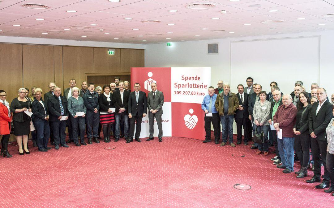 Herne: Spendenrekord im Jubiläumsjahr
