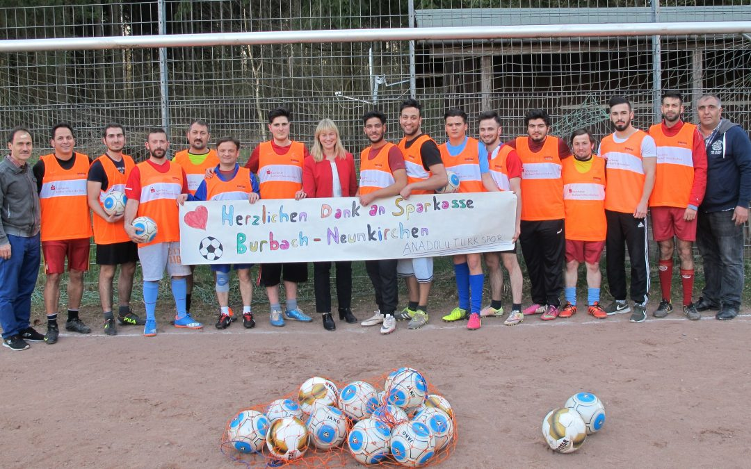 Neunkirchen: Neues Outfit für Anadolu Türk Spor