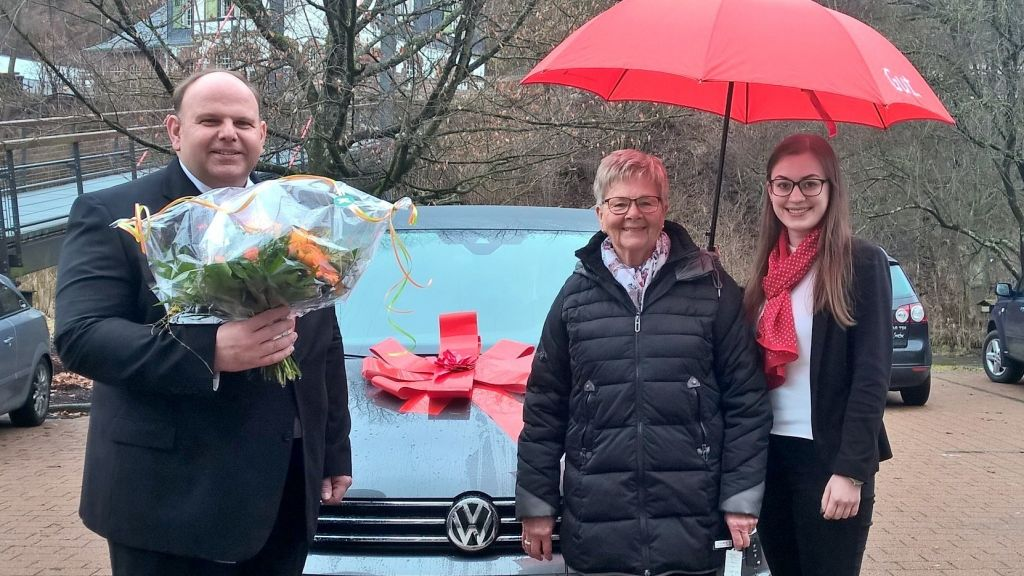 Von Wolfsburg nach Kirchhundem
