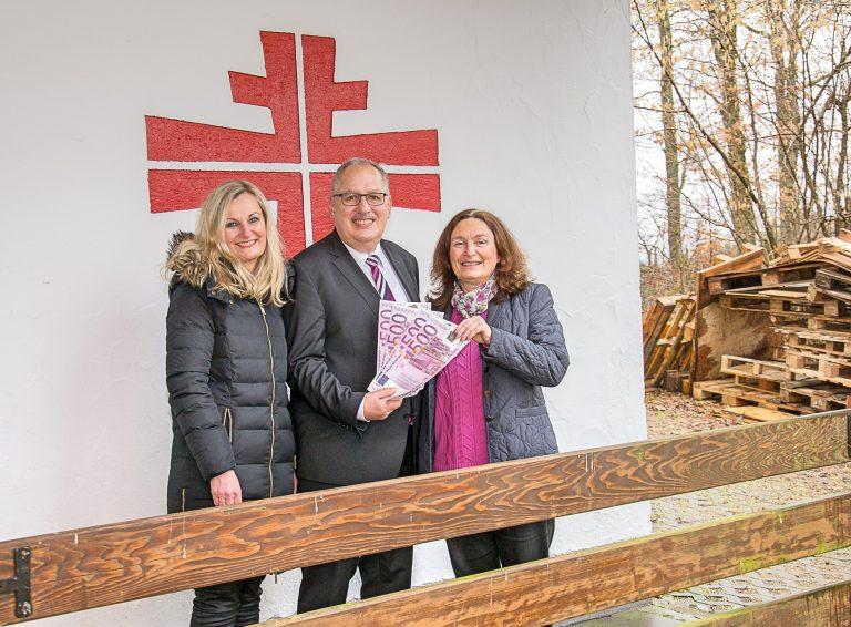 Olpe: Neuer Glanz für alte Hütte