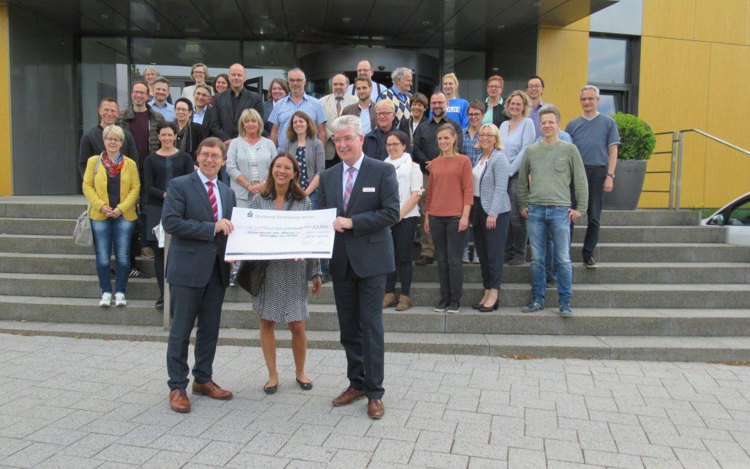 53.500 Euro für Schulen an Ennepe und Ruhr