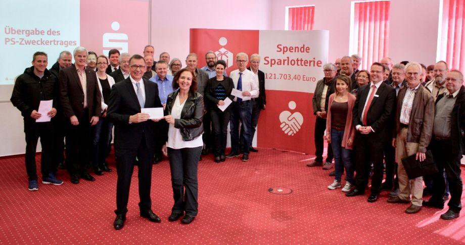 Spendenrekord in Herne