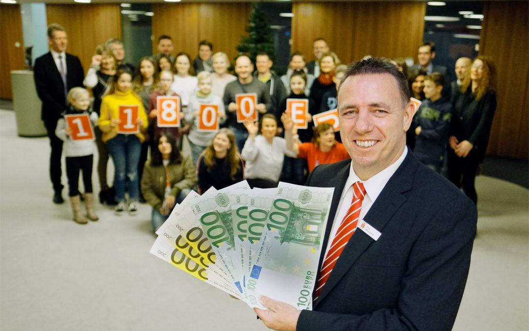 11.800 Euro für Bildung in Bottrop