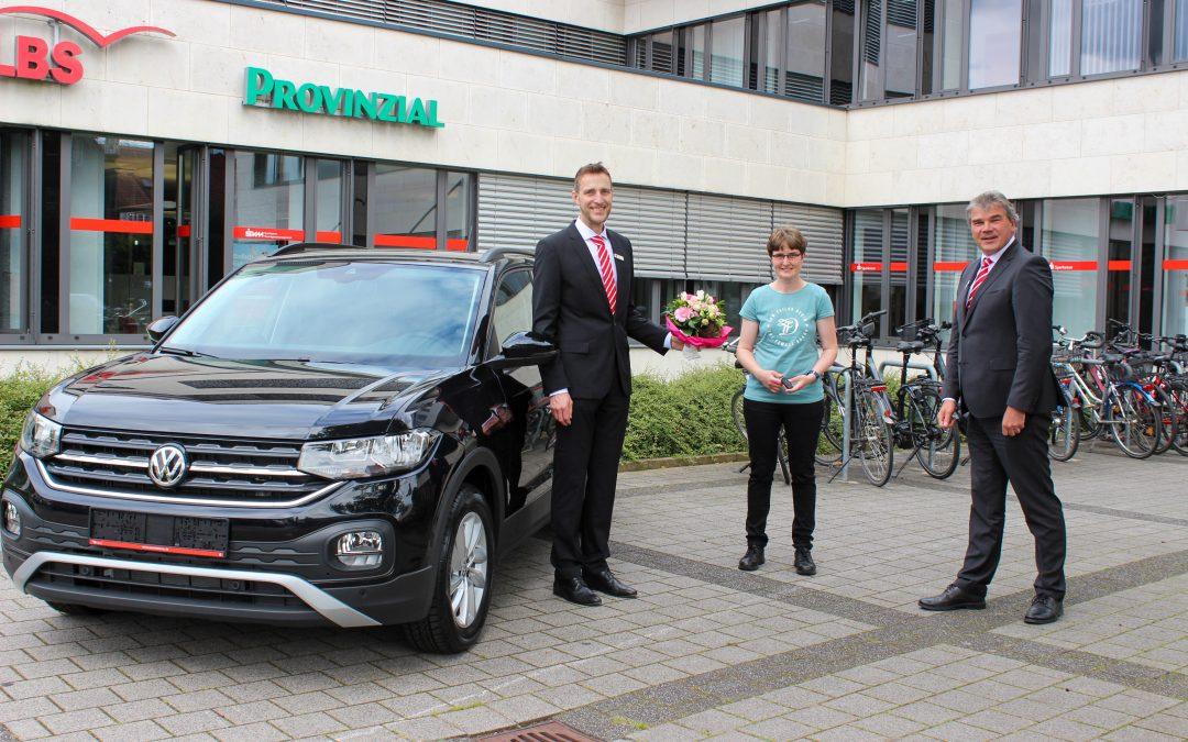 Endlich angekommen: Neuer VW geht nach Erwitte