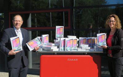 16.000 Euro für digitale Schule