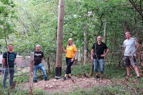 Altenseelbach: Schützenplatz steht unter Strom